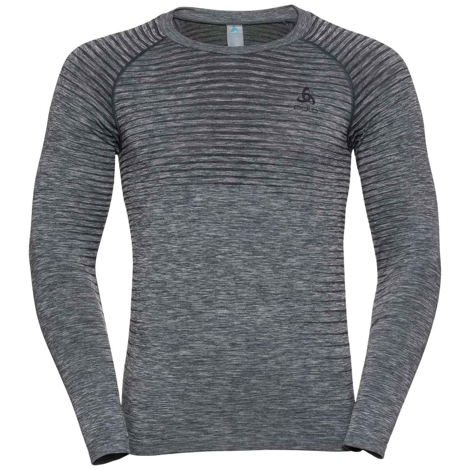 Odlo Performance Light Suw Crew L/S, camiseta térmica clásica