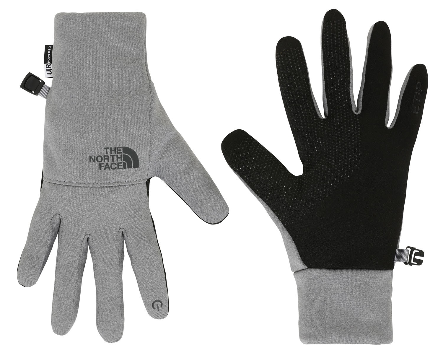 The North Face Etip Recycled Gloves W, guantes polares para mujer