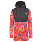 <strong>The North Face</strong> Printed Fanorak W
