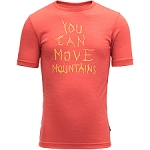 <strong>Devold</strong> Moving Mountain Kid Tee