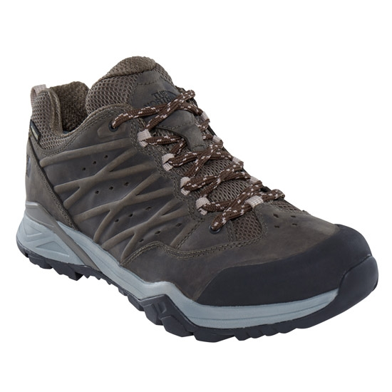 The North Face Hedgehog Hike GTX II - Tarmac Green/Burnt Olive