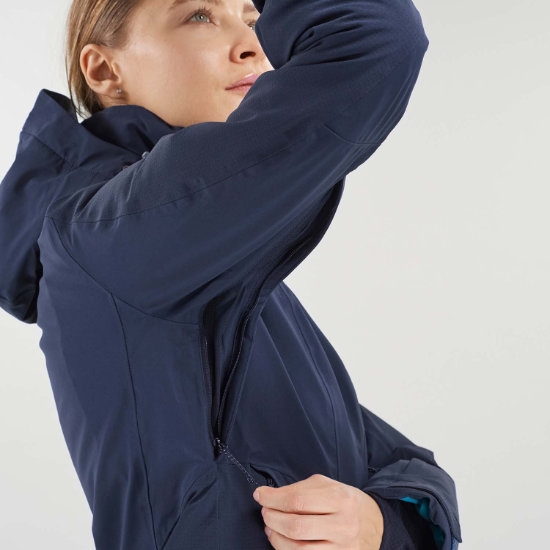 Salomon Brilliant Jacket W - Foto de detalle
