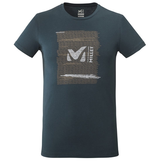 Millet Millet Rise Up TS SS - Orion Blue