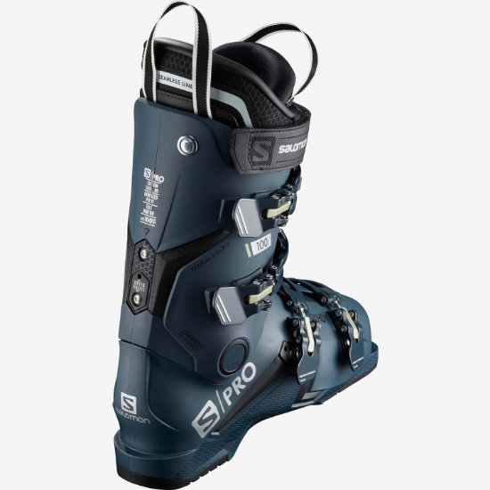 Salomon S/Pro 100 Thermoformable - Foto de detalle