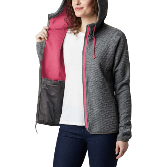 Columbia Pacific Point Fz Hoodie W - Foto de detalle