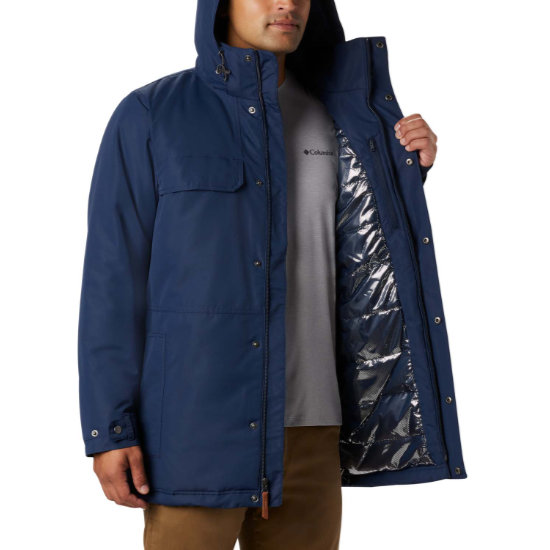 Columbia Rugged Path Parka - Foto de detalle