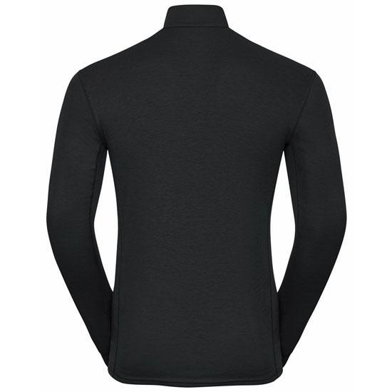 Odlo Active Warm Eco Half-Zip Turtleneck Baselayer Top - Foto de detalle