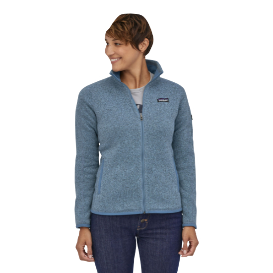Patagonia Better Sweater Jacket W - Foto de detalle