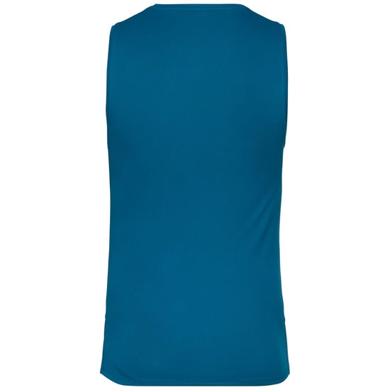 Odlo Active F-Dry Light Eco Bl Top Crew Neck Tank - Foto de detalle
