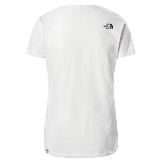 The North Face Simple Dome Tee W - Foto de detalle