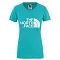 The North Face Easy Tee W - Jaiden Green