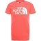 The North Face Reaxion S/S Tee Girl - Cayenne Red