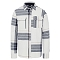 The North Face Arroyo Flannel Shirt - Vintage White Icon Exploded Three Color Plaid
