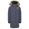 The North Face Arctic Parka W - Vanadis Grey
