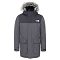 The North Face McMurdo Parka Jr - Asphalt Grey Heather