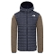 The North Face ThermoBall Gordon Lyons Fleece Jacket - Aviator