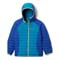 Columbia Powder Lite Hooded Girls - Blue
