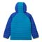 Columbia Powder Lite Hooded Girls - Foto de detalle