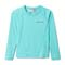 Columbia Midweight Crew 2 Girls - Green
