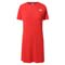 The North Face Simple Dome Tee Dress W - Horizon Red