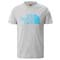 The North Face Easy SS Tee Youth - Light Grey Heather