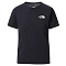 The North Face Himalayan Bottle Source Tee W - Aviator Navy