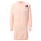 The North Face Drew Peak Dress Girl - Pearl Blush